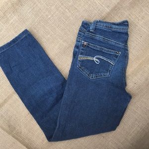 Justice size 10 skinny jeans